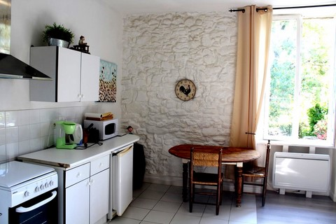 Gite Tivoli 40M2, table d'hote, guest house,